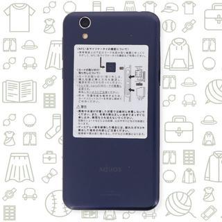 アクオス(AQUOS)の【B】AQUOS/SH-M04/16/SIMフリー(スマートフォン本体)