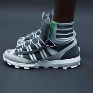 アディダス(adidas)のアディダス adizero xt kolor グレー 27.5cm【未使用】(スニーカー)