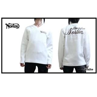 ノートン(Norton)のNorton ノートン 新品8789円→4990円膨れジャガードロンT(Tシャツ/カットソー(七分/長袖))