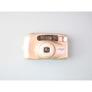キョウセラ(京セラ)の完動品 KYOCERA ZOOM 105 DM コンパクトフィルムカメラ(フィルムカメラ)