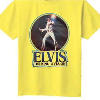 ピースマイナスワン(PEACEMINUSONE)のelvis Tシャツ gdrgon着用(Tシャツ/カットソー(半袖/袖なし))