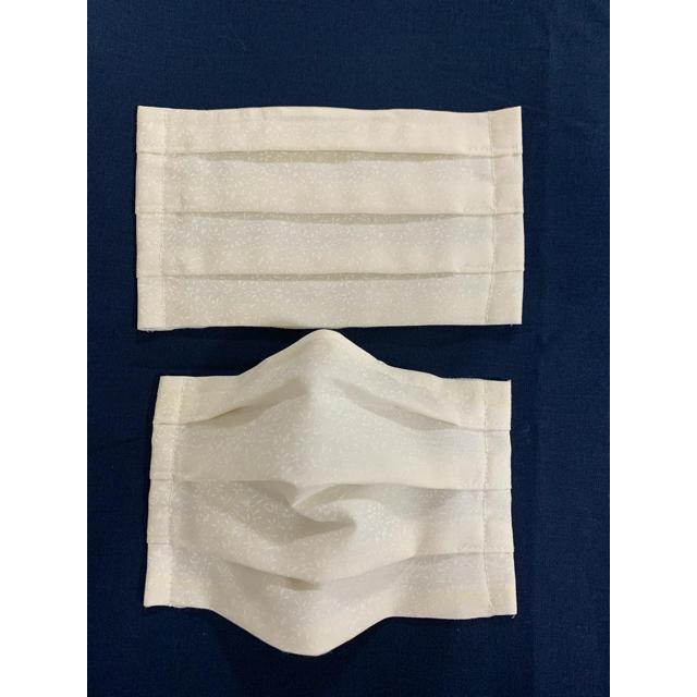 ヤーマン 美顔 器 マスク | ハンドメイド 立体マスク 大人用2枚セットの通販 by ししまる's shop