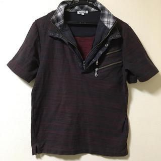 バツ(BA-TSU)のメンズバツ MEN'S BA-TSU 半袖Tシャツ(Tシャツ/カットソー(半袖/袖なし))