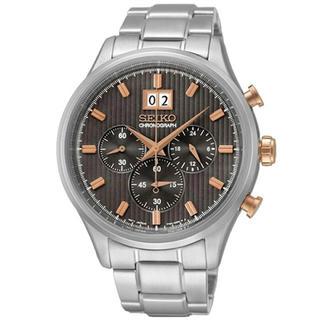 セイコー(SEIKO)の新品 SEIKO セイコー SPC151P1 メンズ 腕時計 クロノグラフ(腕時計(アナログ))