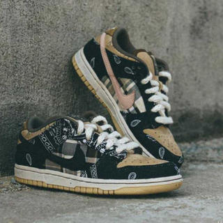 ナイキ(NIKE)のNike SB Travis Scott Dunk Low (スニーカー)