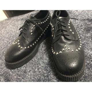 アンダーグラウンド(UNDERGROUND)のunderground 革靴 厚底ブーツ(ブーツ)