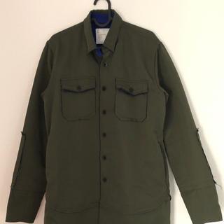 サカイ(sacai)のsacai CPO shirts coat(ステンカラーコート)