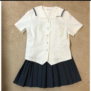 エル(ELLE)のELLE 高校制服 夏用(コスプレ)
