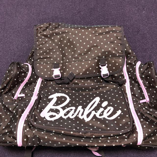 Barbie - バービー リュック 新品未使用 大容量