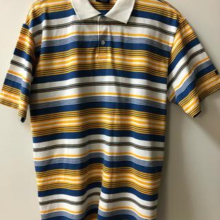 エーグル(AIGLE)のAIGLEのメンズポロシャツ Lサイズ(ポロシャツ)