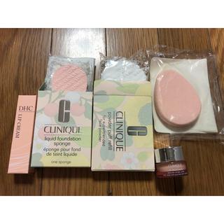 クリニーク(CLINIQUE)の【新品・未使用】コスメアイテム5点セット(コフレ/メイクアップセット)