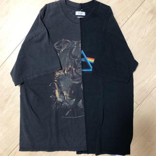 エディション(Edition)の【未使用品】77circa リメイクTシャツ EDITION(Tシャツ(半袖/袖なし))