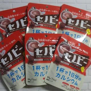 モリナガセイカ(森永製菓)のセノビー  84g 6袋(その他)