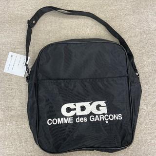 コムデギャルソン(COMME des GARCONS)の人気品 CDGコムデギャルソン  ショルダーバッグ ブラック 防水(ショルダーバッグ)