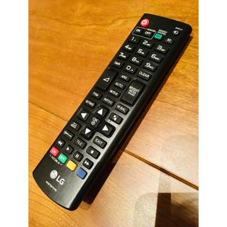 エルジーエレクトロニクス(LG Electronics)のLGテレビリモコン(その他)