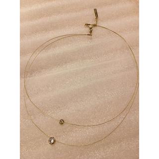 バンヤードストーム(BARNYARDSTORM)のバンヤードストーム  ゴールドネックレス(ネックレス)