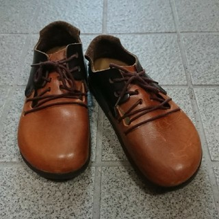 ビルケンシュトック(BIRKENSTOCK)のビルケンシュトック モンタナ 24cm(ローファー/革靴)