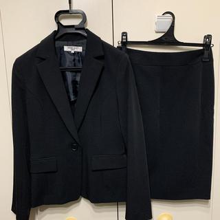 ナチュラルビューティーベーシック(NATURAL BEAUTY BASIC)の美品 ☆ スーツ ジャケット上下セット(スーツ)