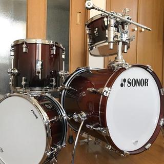 SONOR ドラムセットAQ2 小口径(セット)