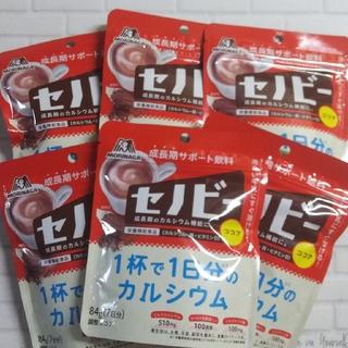 モリナガセイカ(森永製菓)のセノビー 84g 6袋セット(その他)