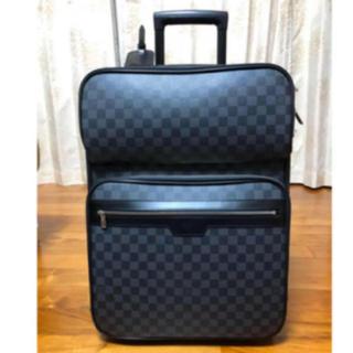 ルイヴィトン(LOUIS VUITTON)のルイヴィトン ダミエ キャリーバック ペガス55(トラベルバッグ/スーツケース)