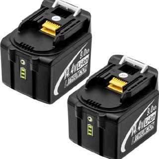 大容量 マキタ 純正バッテリー同等  高性能互換バッテリー 2個セット(工具/メンテナンス)