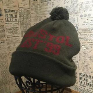 エフシーアールビー(F.C.R.B.)のFCRB BRISTOL NIKE エフシーアールビー ニット帽(ニット帽/ビーニー)