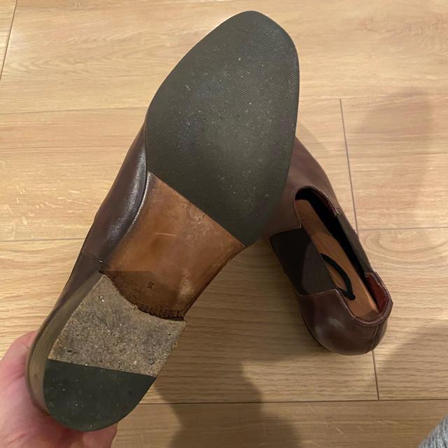 ENZO BONAFE(エンツォボナフェ)のenzobonafe carygrant2 size5.0 メンズの靴/シューズ(ドレス/ビジネス)の商品写真