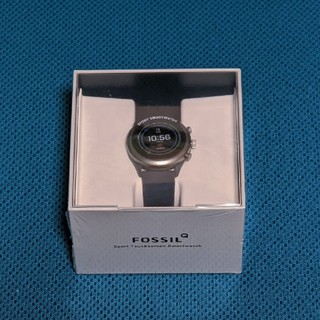 フォッシル(FOSSIL)のFossil Sport Smartwatch スマートウォッチ(腕時計(デジタル))