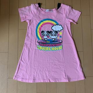 ラバーズハウス(LOVERS HOUSE)のLOVERS HOUSE トップス Tシャツ 140(Tシャツ/カットソー)