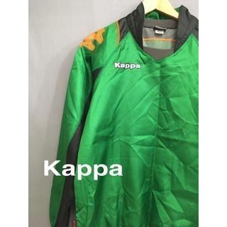 カッパ(Kappa)の◎★【新品同様品】カッパ Kappa ウインドジャケット サッカー 長袖 L(ウェア)
