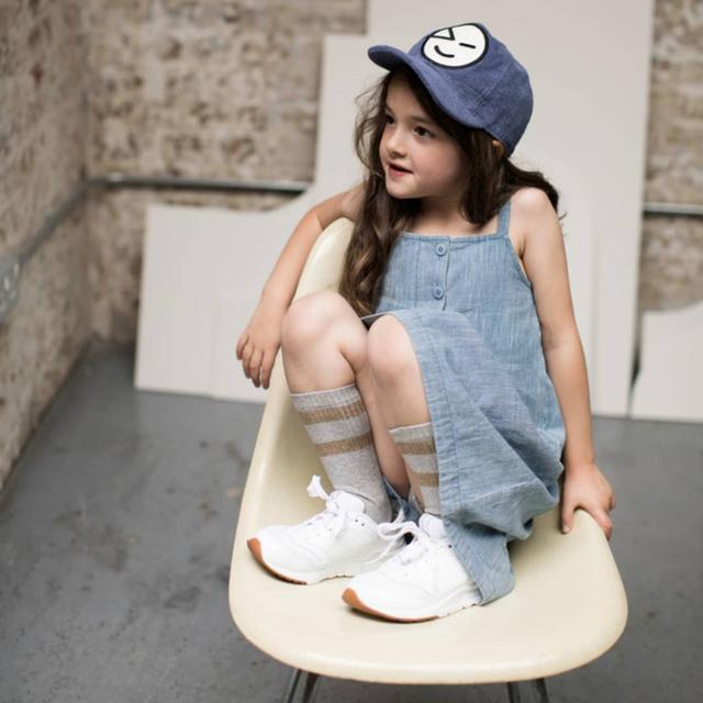 こどもビームス(コドモビームス)の20SS wynken CAP 帽子 キッズ/ベビー/マタニティのこども用ファッション小物(帽子)の商品写真