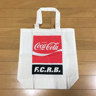 エフシーアールビー(F.C.R.B.)のFCRB×コカコーラ  トートバッグ  新品   soph(トートバッグ)