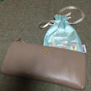 プラダ(PRADA)のプラダ財布(日用品/生活雑貨)