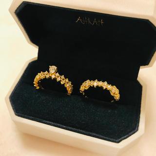 アーカー(AHKAH)のAHKAH マドンナリング(リング(指輪))