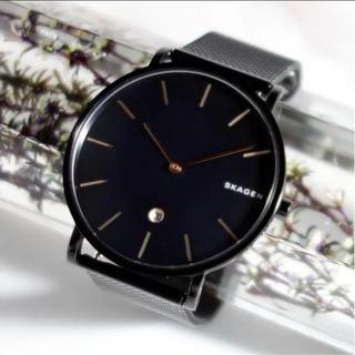 スカーゲン(SKAGEN)の未研磨★美品★スカーゲン・SKW6472 MOPダイヤル メンズ M615(腕時計(アナログ))