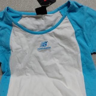 ニューバランス(New Balance)の半袖Tシャツ(Tシャツ(半袖/袖なし))