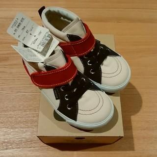 ダブルビー(DOUBLE.B)のミキハウス ダブルビー 靴 新品 18cm(スニーカー)
