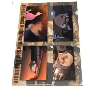 名探偵コナン セガ 20周年ミニクリアファイルコレクション 「純黒の悪夢」(クリアファイル)