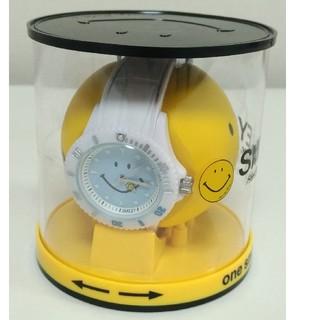 新品未使用◇SMILEY HARVEY BALL 時計 レディース クォーツ(腕時計(アナログ))