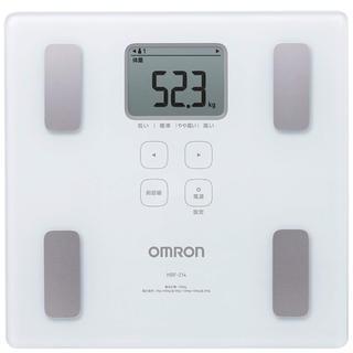 オムロン(OMRON)の【バカ売れ!】OMRON体重計(体重計)