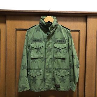 ワコマリア(WACKO MARIA)のWACKO MARIA M-65 キムタク着用(ミリタリージャケット)