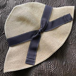 イエナ(IENA)の【Athena New York アシーナニューヨーク】帽子 ハットブラウン(麦わら帽子/ストローハット)