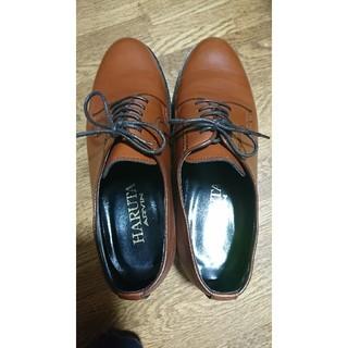 ハルタ(HARUTA)のハルタの靴 ブラウン 26.5サイズ(ドレス/ビジネス)