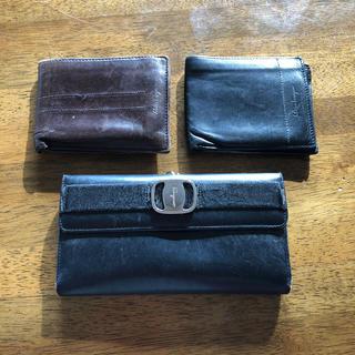 サルヴァトーレフェラガモ(Salvatore Ferragamo)のサルヴァトーレフェラガモ  財布3点(折り財布)