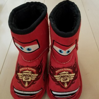 ディズニー(Disney)のタイムセール!カーズのブーツ(ブーツ)