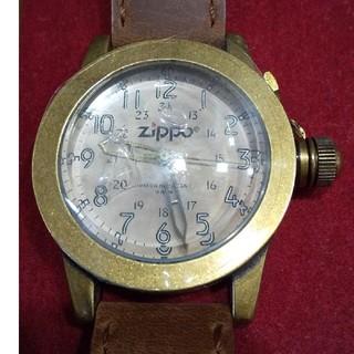ジッポー(ZIPPO)のMaki様専用 メンズ 腕時計 ジッポー レトロ調(腕時計(アナログ))