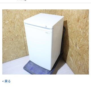 SHARP - 冷凍庫 ホワイト シャープ 高年式 引き出しタイプ