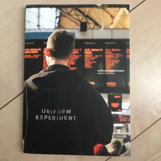 ユニフォームエクスペリメント(uniform experiment)のuniform experiment 2020 s/s カタログ(その他)