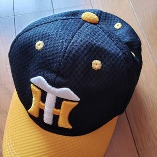 ハンシンタイガース(阪神タイガース)のキッズ 野球帽 阪神タイガース 52~56㎝(帽子)